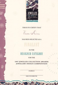 Jewellex 97 finalist 1