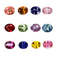fancy colour sapphires