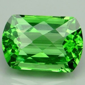 18.45ct fancy apple green amethyst